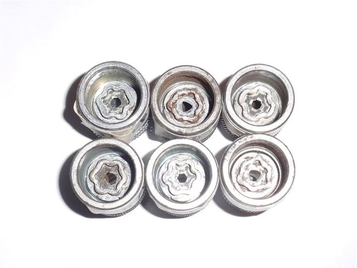 Variety Of Mcgard Lug Nut Wheel Locks Part Number 4664000