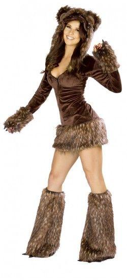 j valentine bear dress
