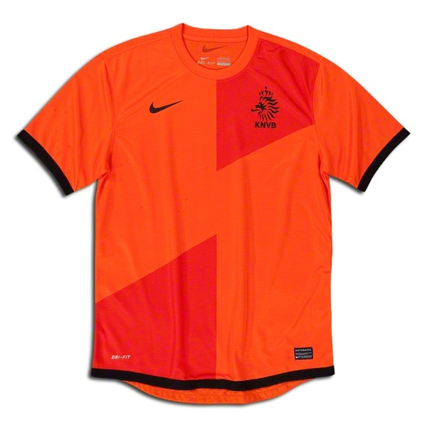 Hup Holland! The new Nike Holland Home Jersey.
