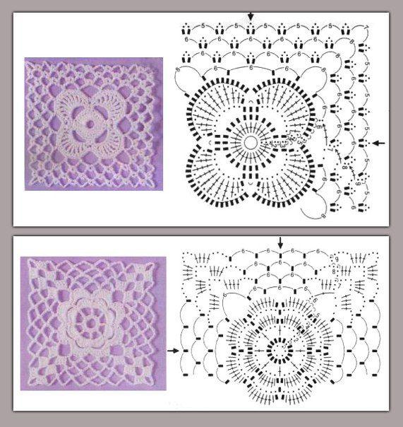 Delicadezas en crochet gabriela patrones gratis - Almazuelas patrones gratis ...