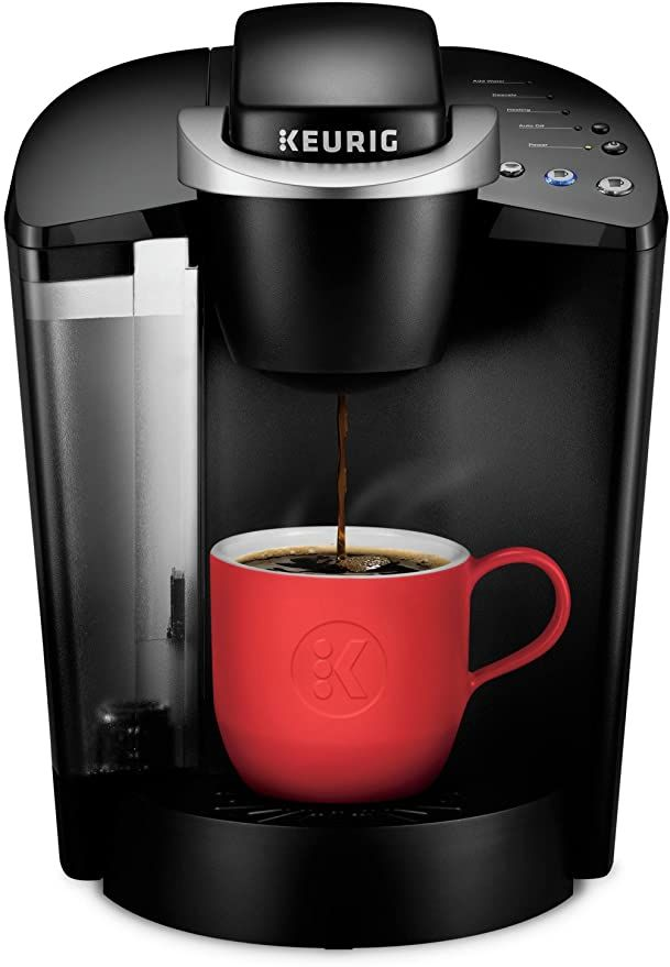 Amazon Com Keurig K Classic Coffee Maker Single Serve K Cup Pod Coffee Brewer 6 To 10 Oz Brew In 2020 Classic Coffee Maker Single Coffee Maker Keurig Coffee Makers