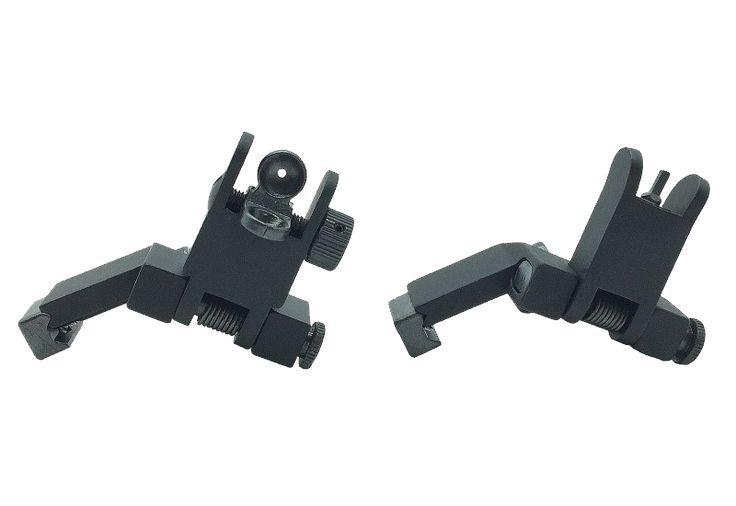 AR-15 Sights - Iron Sight / Gunner 45 Degree Offset AR-15 Iron Sight – CBC INDUSTRIES