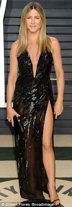 Hollywood beauties Jennifer Aniston, Emily Ratajkowski, Kate Hudson and Kate Upton all ensured they turned heads as they swept into the bash in typically sensational fashion