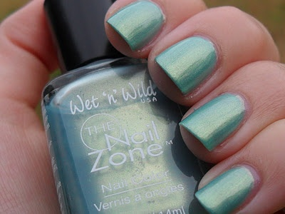 Wet N Wild the Nail Zone Hot Springs