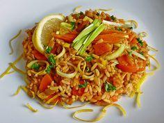 Karotten-Lauch-Reis, türkisch, ein leckeres Rezept aus der Kategorie Gemüse. Bewertungen: 69. Durchschnitt: Ø 3,9.