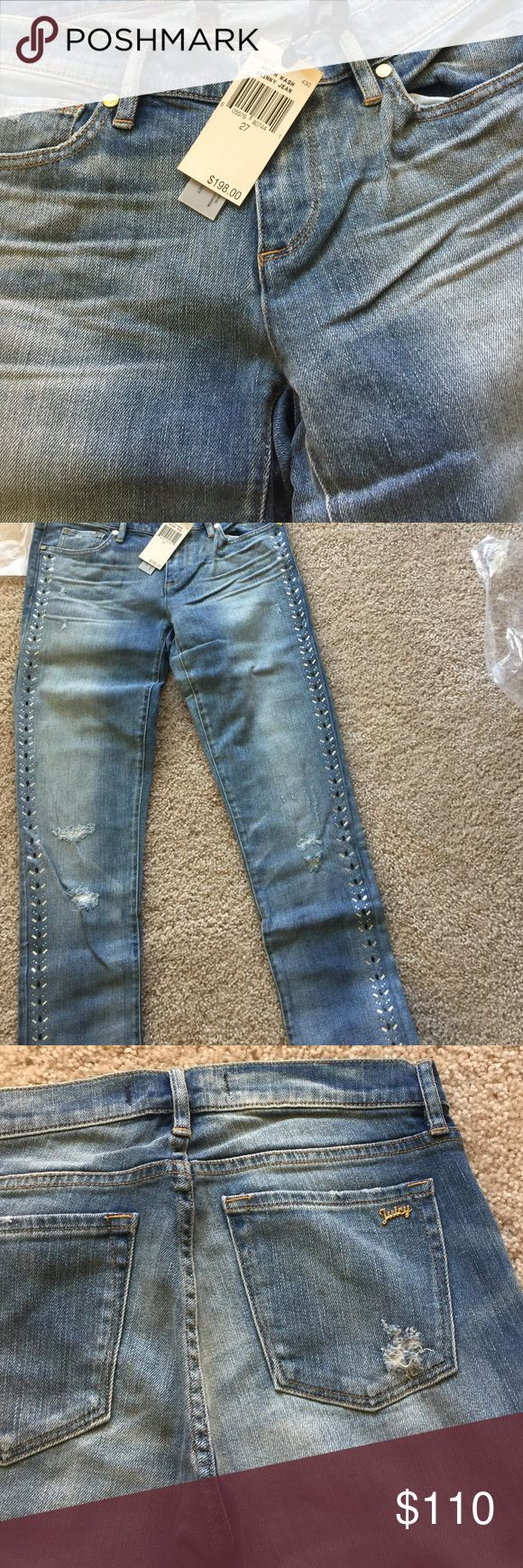 Skinny jeans Smith wash skinny jean Juicy Couture Jeans Skinny