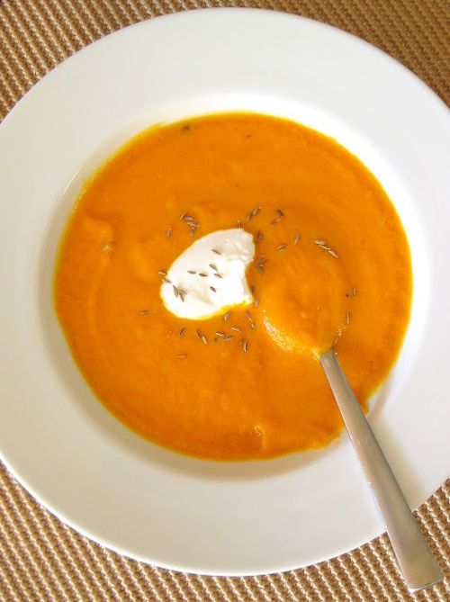 Crema de Zanahoria Thermomix
