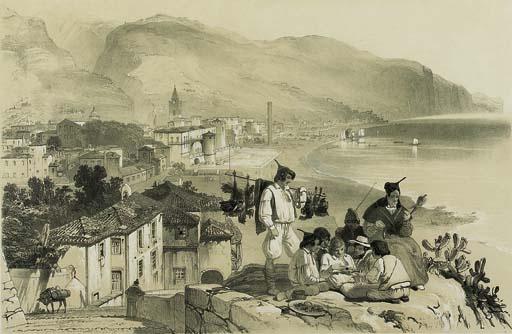 Funchal, ca. 1840