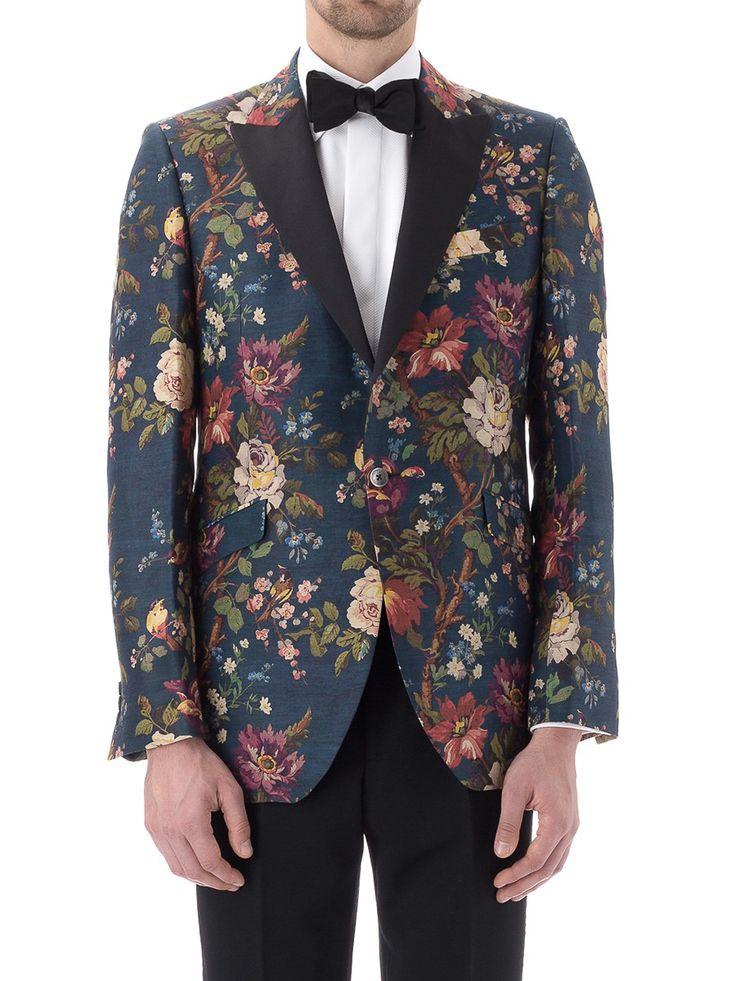Midnight Kristina Dinner Jacket   Menswear - Clothing - Dinner Jackets - Wedding Attire - Eveningwear - Look 12  - Favourbrook