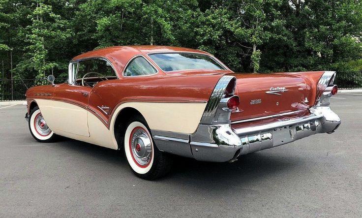 1957 Buick Rivera Century.
