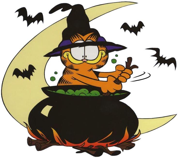 garfield cartoon character clipart picture image 1 i love cartoons - Halloween Witch Cartoon