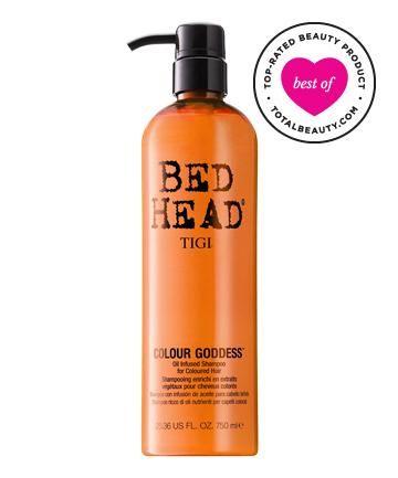 No. 8: TIGI Bed Head Colour Goddess Oil-Infused Shampoo, $14.99