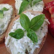 Fotografie receptu: Cuketová pomazánka se sýrem