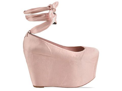 I wonder how hard it would be to walk in these