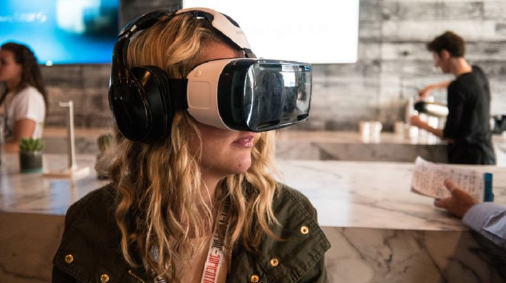 Does VR have a Code of Ethics? In these early stages we're in a position to help define what those things should be and how important they are.