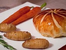 Boeuf Wellington _ recette de Blog _ http://www.cuisineaz.com/dossiers/cuisine/boeuf-wellington-9583.aspx