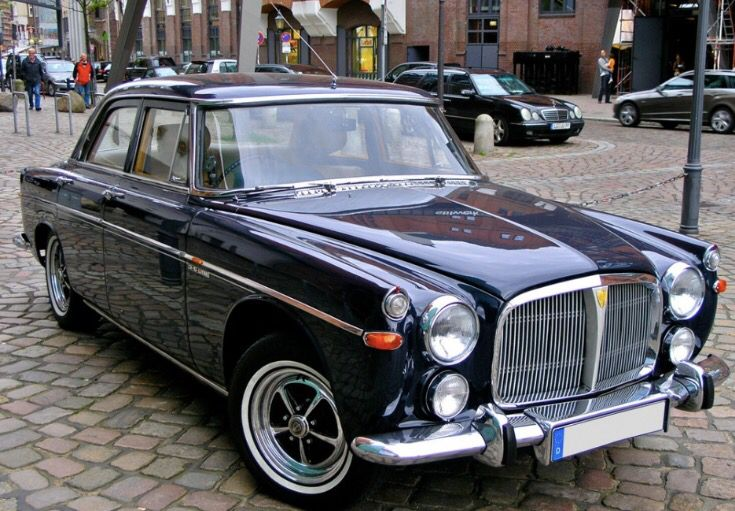 Rover 5pb coupe