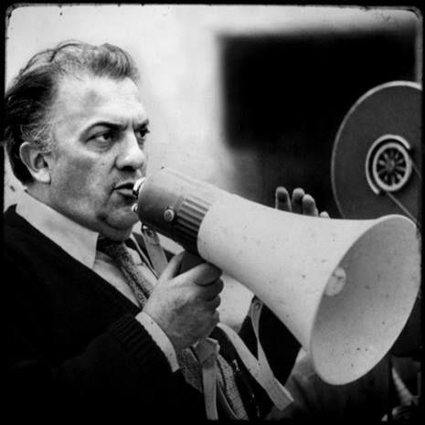 Fellini, uno dei maggiori registi italiani