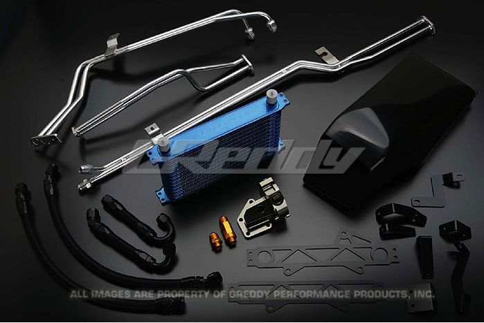 Greddy Nissan GTR 2009-11 DCT Transmission Cooler Kit
