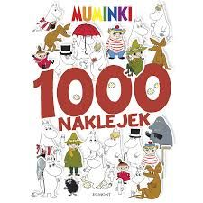Image result for muminki 1000 naklejek