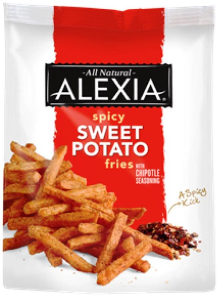 ALEXIA: Spicy Sweet Potato Julienne Fries with Chipotle Seasoning, 20 oz