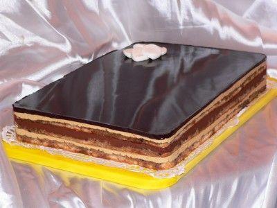 Зеркальная глазурь из какао.