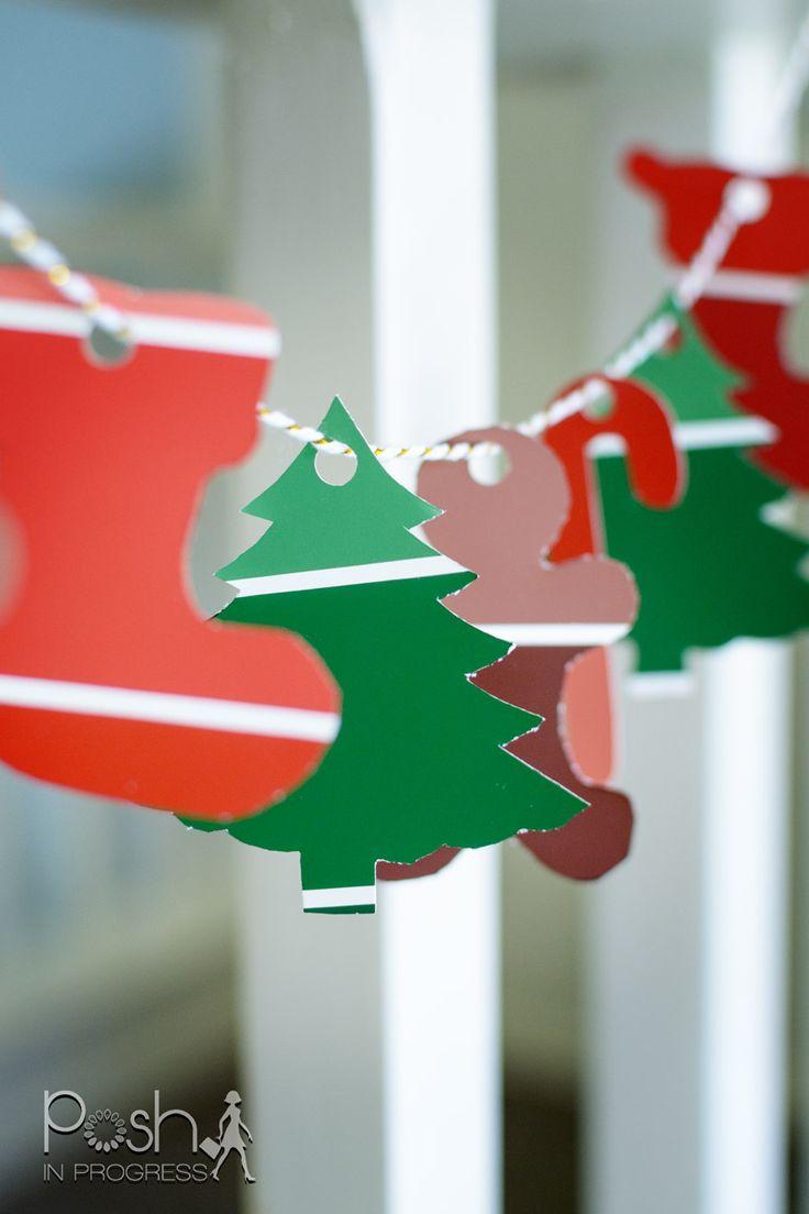 christmas garland diy - photo #47