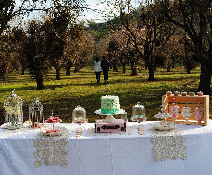 Matrimonio campestre Holy Cake <3