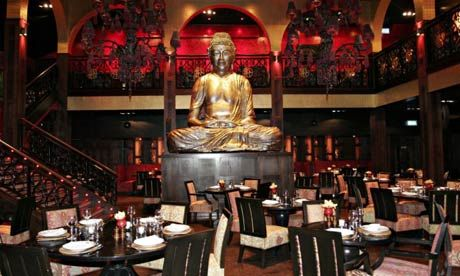 Buddha-bar - good restaurant - Indian food. Khreschatyk 14 Street (Metro: Maidan Nezalezhnosti) www.buddhabar.com.ua