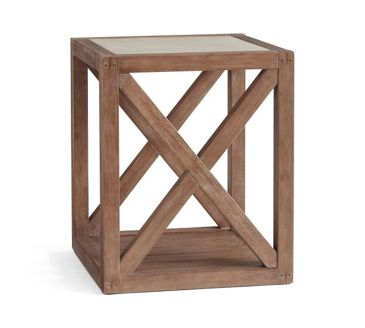 Grove End Table End Tables Wood End Tables Diy End Tables