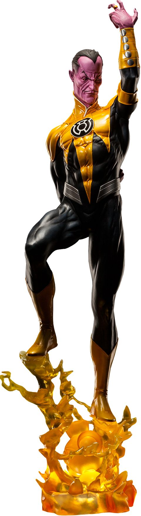 Incredible Sinestro Figure | Sinestro Premium Format™ Figure by Sideshow Collectibles