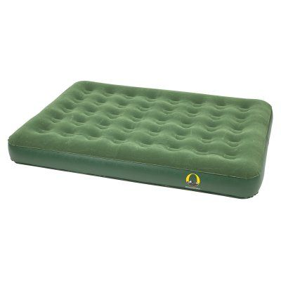 Stansport Queen Size Air Bed with Portable Air Pump - 387