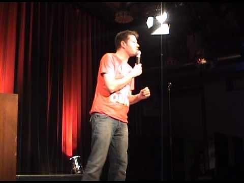 """Keinohrhasen"" - Stand-Up-Comedy"
