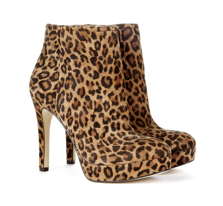 leopard boots sole society