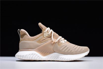 90f7c68aaf83e adidas Alphabounce Beyond 2 M Beige White Mens Shoes in 2019 ...