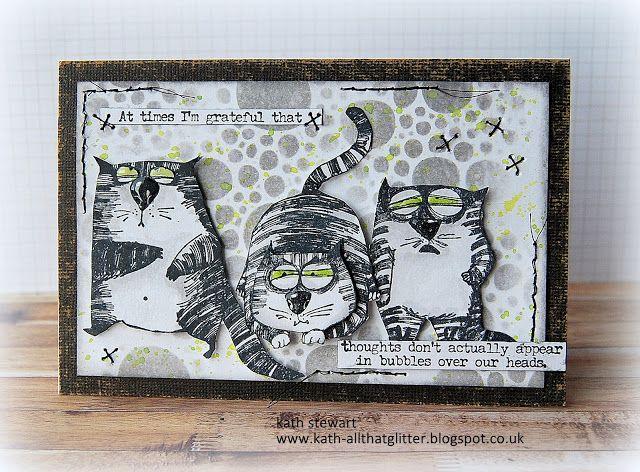 Tim Holtz Snarky Cat 이미지 검색결과