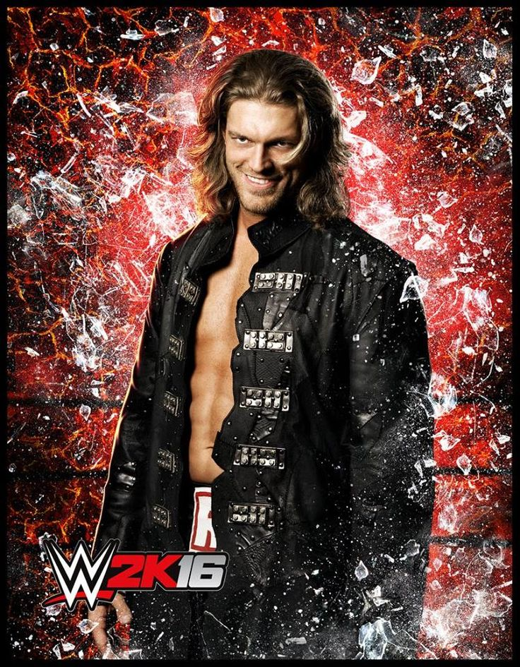 """""""The Rated-R Superstar"""" Edge- 7 Time World Heavyweight Champion, 4 Time WWE Champion, 5 Time WWF/WWE Intercontinental Champion, 12 Time WWE World Tag Team Champion (Christian (7), Hollywood Hulk Hogan, Chris Benoit (2), Randy Orton & Chris Jericho), 2 Time WWE Tag Team Champion (Rey Mysterio & Chris Jericho), 2001 WWE King Of The Ring, 2010 WWE Royal Rumble Winner, 2005 WWE Money In The Bank & 1 Time WCW United States Heavyweight Champion"""