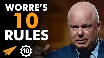 Eric Worre's Top 10 Rules For Success (@EricWorre)