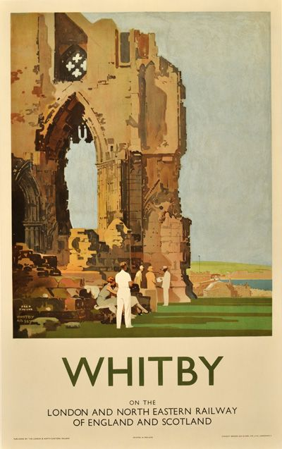 Whitby - The London & North Eastern Railway