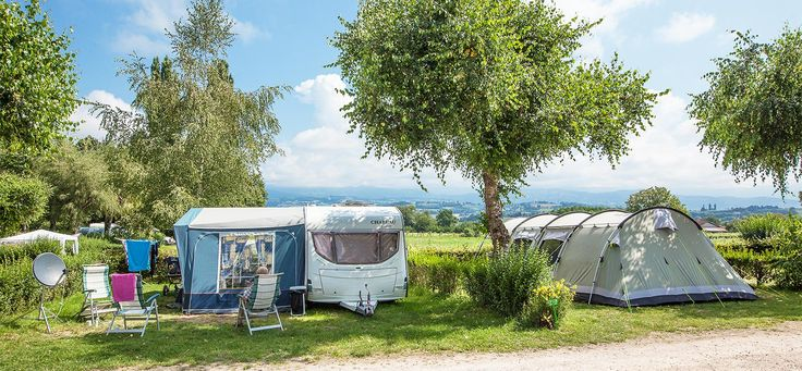 camping le coin tranquille, les abrets Frankrtijke (savoie) op minder dan 800 km van BLX. Vakantie 2016 geweest- TOPcamping!