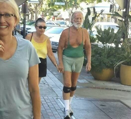 Forget about camel toe, this is camel tail and I ain't afraid to show it. | Community Post: The 22 Most Horrifying Cases Of Male Camel Toe