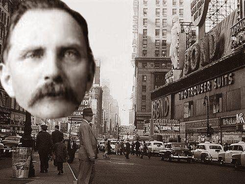 Superficção: Rudolph Fentz - O Homem que Viajou para o Futuro
