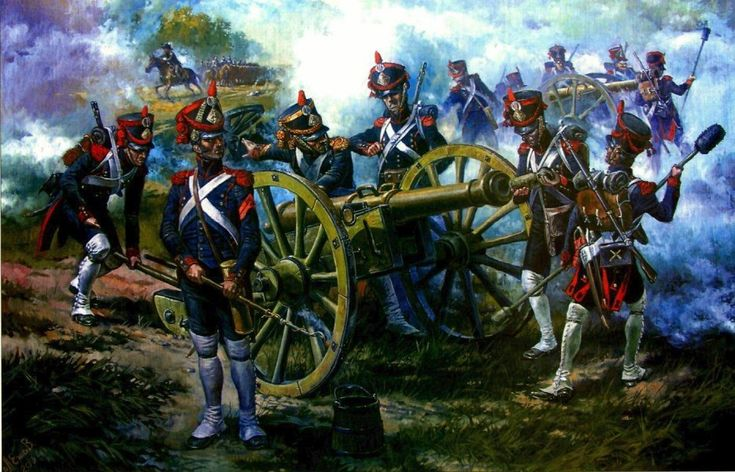 Image - L'Armée de Napoléon : partie 3 : l'Artillerie - Blog de Vive l'Empereur 67 - Skyrock.com
