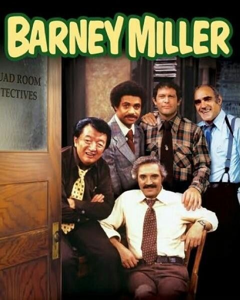 Barney Miller (1974–1982) - Stars: Hal Linden, Abe Vigoda, Steve Landesberg. - The captain of a city police station and his staff handle the various local troubles and characters that come to the building. - COMEDY / DRAMA