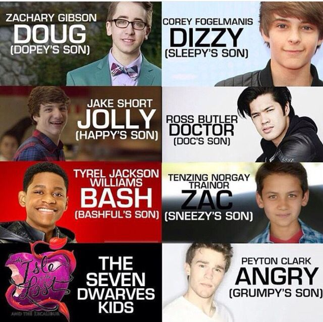 I would love it if Jake and Tyrel are in it because their both from lab rats and they're amazing