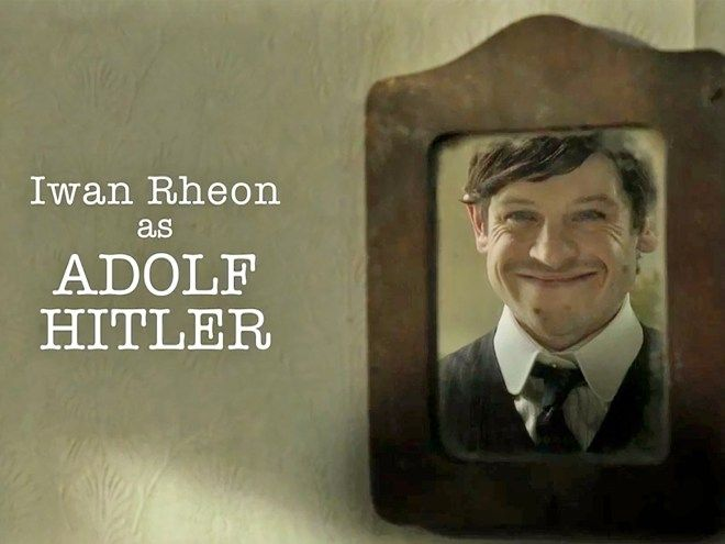 From Ramsey Bolton to Adolf Hitler. As revealed this week, actor Iwan Rheon, who played the dastardly Game of Thrones villain on the HBO fantasy series, is set to star as Hitler in an installment o…