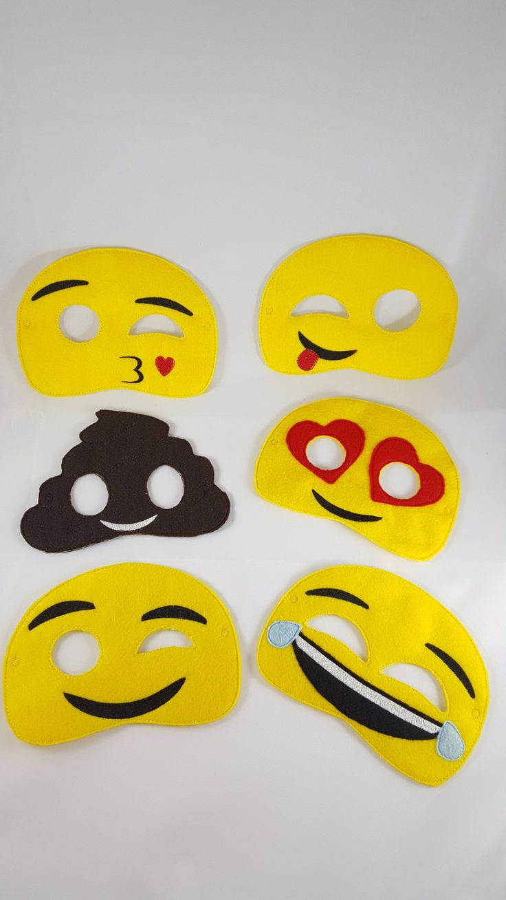 Emoji Masks                                                                                                                                                                                 More