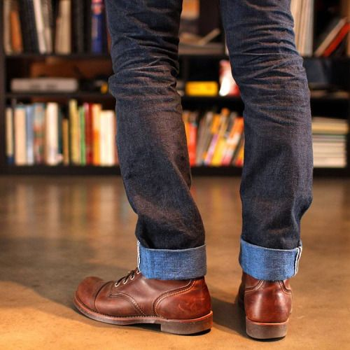 Selvedge1 273 365daysofraw Ig Selvedge1 Boots And