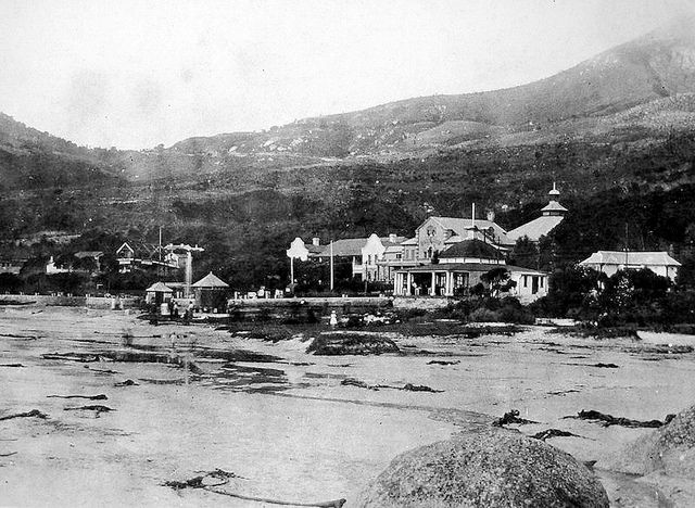Camps Bay beach 1905   Flickr - Photo Sharing!