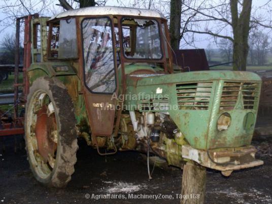 Tracteur de collection Deutz 60.06 à vendre, 1000 EUR, 1968 - Agriaffaires